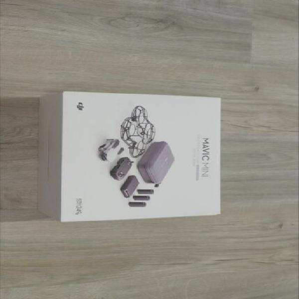 Mavic mini dji con fly more combo garanzia e accessori