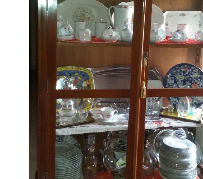Mobili antichi, vetrinetta originale siciliana