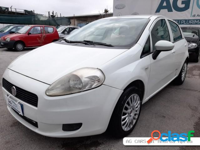 Fiat grande punto diesel in vendita a sant'antonio abate (napoli)