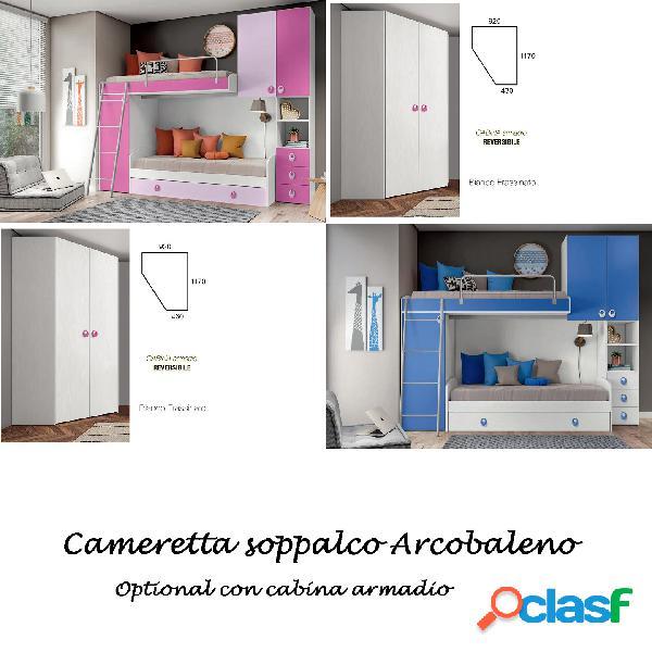 Camerette A Soppalco Usate.Cameretta Soppalco Letti Scaletta Offertes Aprile Clasf