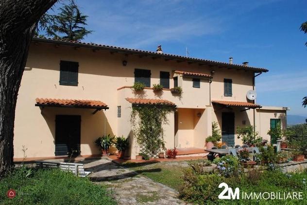 Casa indipendente di 340mq a crespina lorenzana