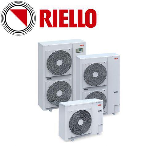 Riello chiller pompa di calore idronica nexpolar per
