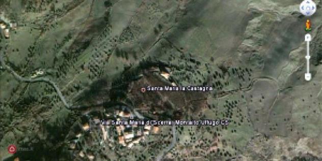 Terreno industriale di 1230mq in località santa maria la