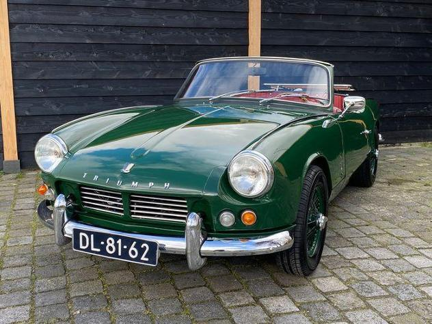 Triumph - spitfire mk2 | roadster - 1966