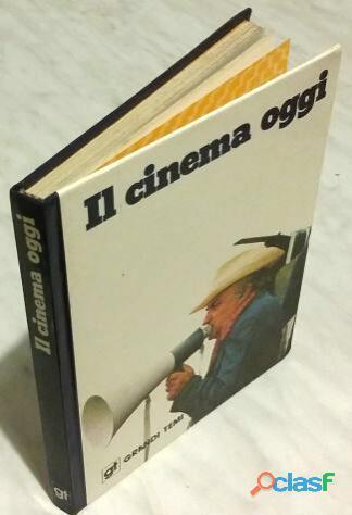 Il cinema oggi di roman gubern; 1°ed.de agostini, novara 1977 perfetto