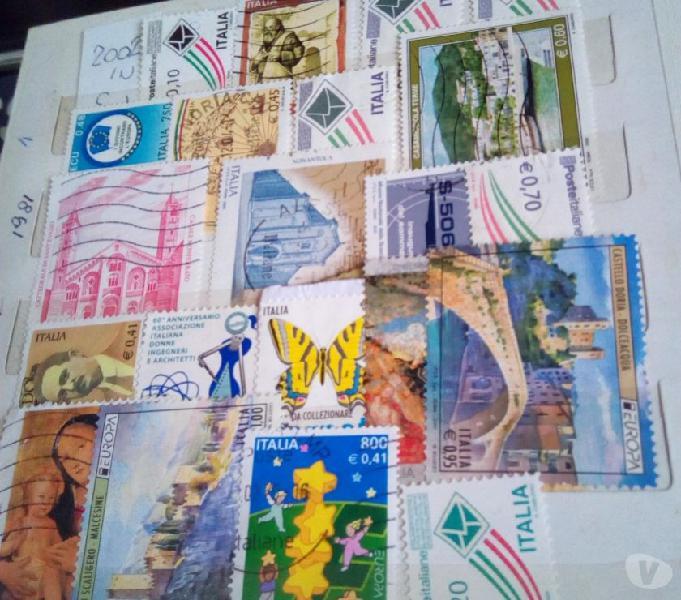 Lotto francobolli