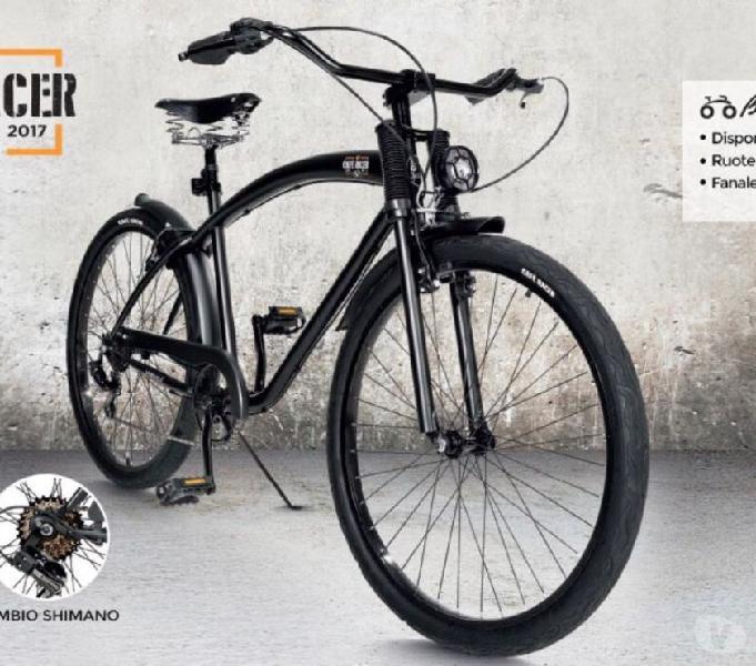 Bicicletta cafè racer