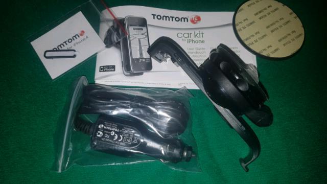 Car kit iphone 4
