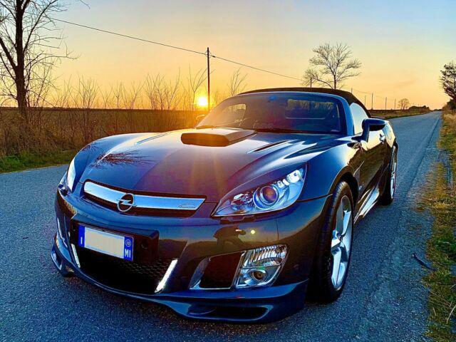 OPEL GT 2.0 Turbo Cabriolet 06/2010   66.000 km   303 CV