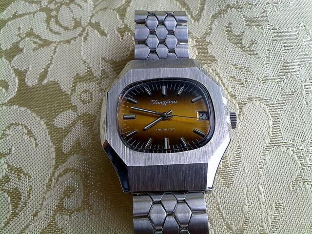 Orologio jungfrau anni 70'