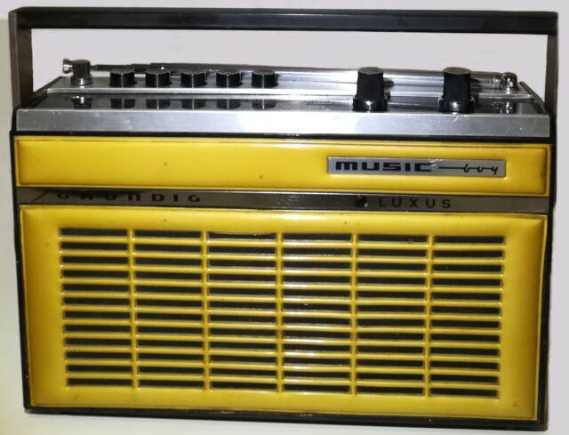 Radio grunding musicboy luxus 208