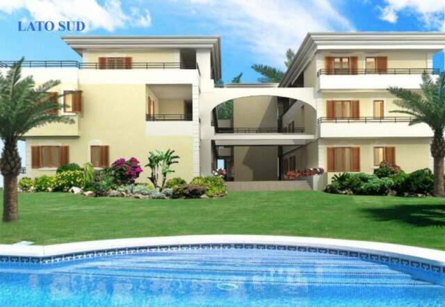 Appartamento in complesso residenziale con piscina