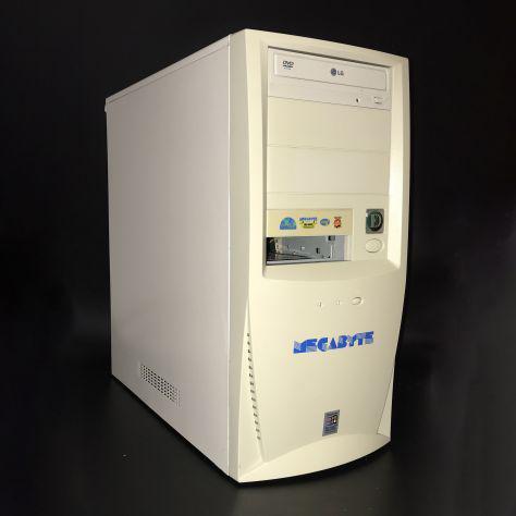 Computer vintage 2001 retro