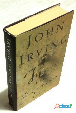 Vedova per un anno di john irving; editore: rizzoli, 2000 nuovo