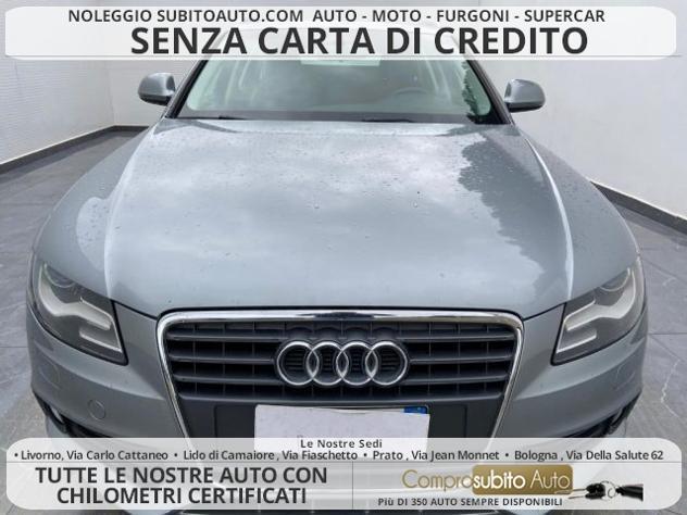 Audi a4 avant 2.0 tdi 143cv solo 73.000 km rif. 13194763