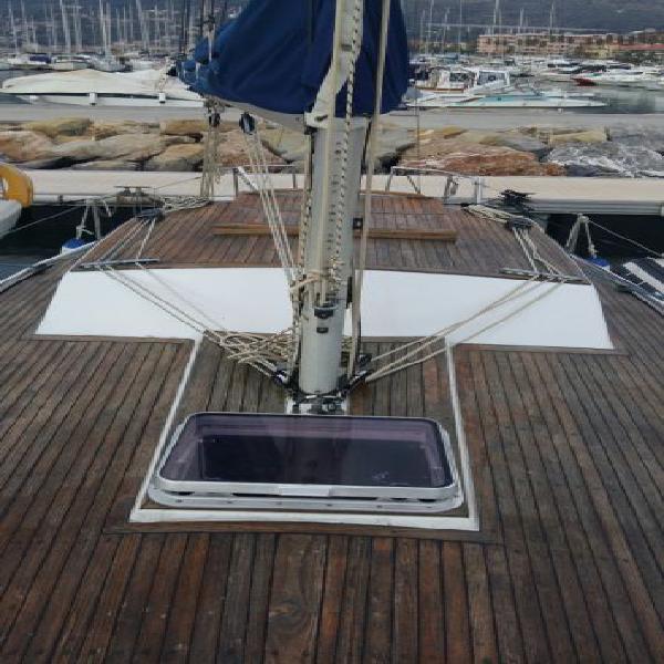 Barca a vela 8 mt. jeanneau sangria porto andora