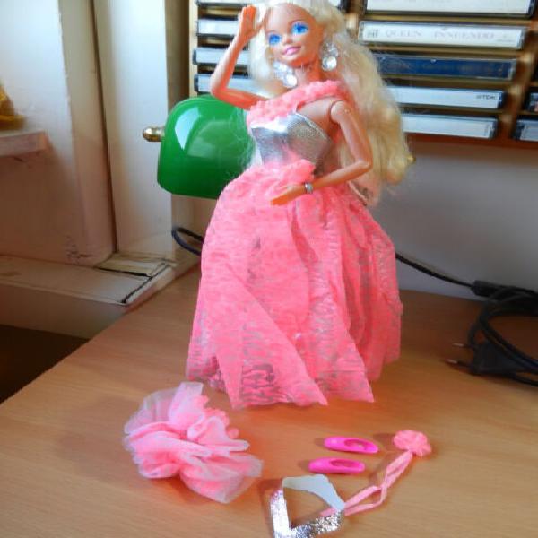 Barbie 3 looks, raggi di luna