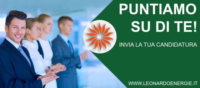 Commerciale settore efficienza e fotovoltaico in milano