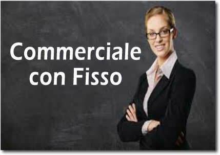 Commerciale/promoter innovativo progetto con fisso