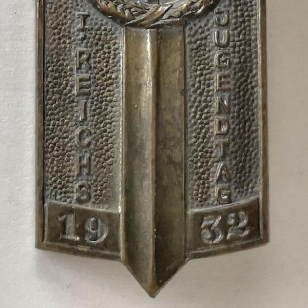 Distintivo originale tedesco di potsdam 1932 iii reich