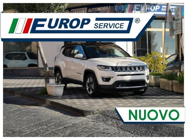 Jeep compass limited 1.6 multijet ii 2wd bicolore