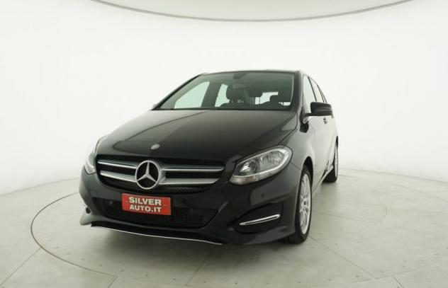 Mercedes-benz b 180 d automatic sport rif. 12877927