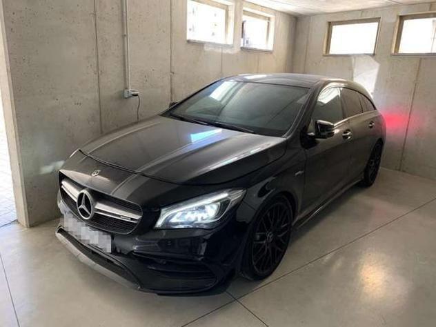 Mercedes-benz cla 45 amg classe (c/x117) s.w. 4matic rif.