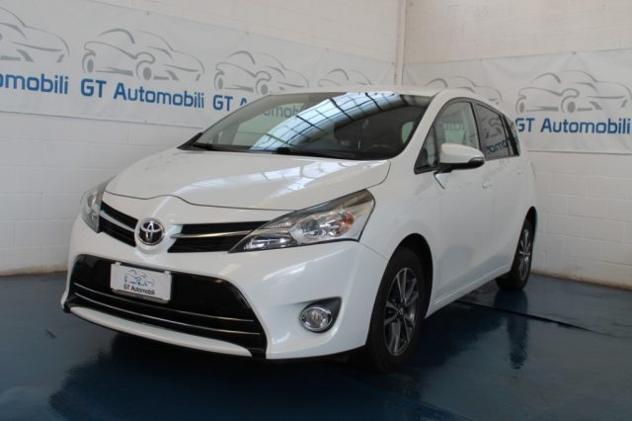 Toyota verso 1.6 d 4d style 7 posti rif. 13195062