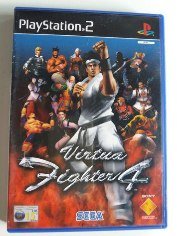 Virtual fighter - 4 (ps2)