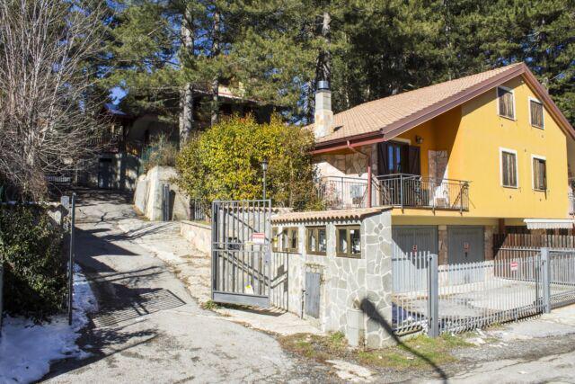Villetta casa vacanze sila camigliatello 3 camere 9 posti