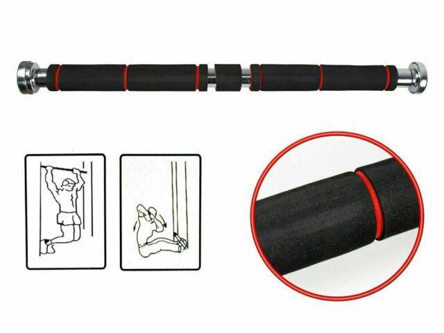 Barra per trazioni da porta regolabile 62 100 cm