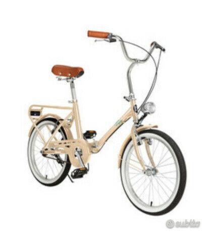 Bicicletta pieghevole nuova bebikes 'la mia'