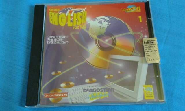 Corso inglese de agostini (24 cd-rom win95-98)