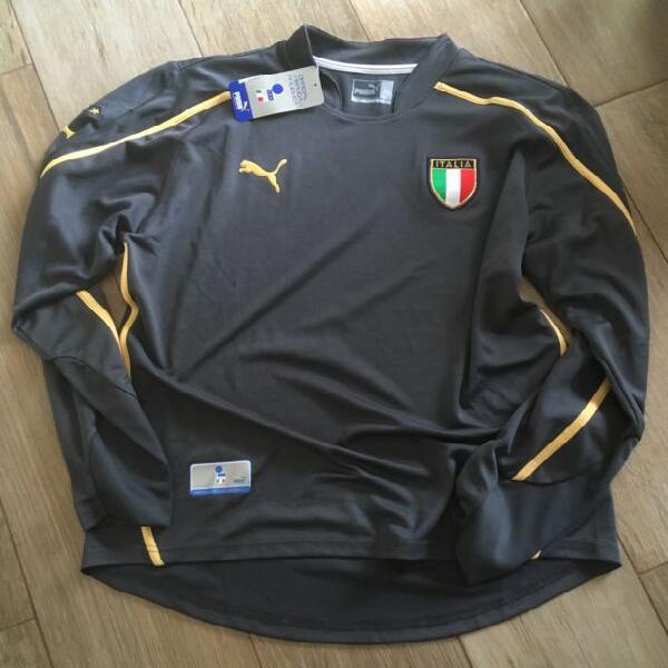 """Favolosa maglia nazionale italiana """"buffon"""" qualific euro"""