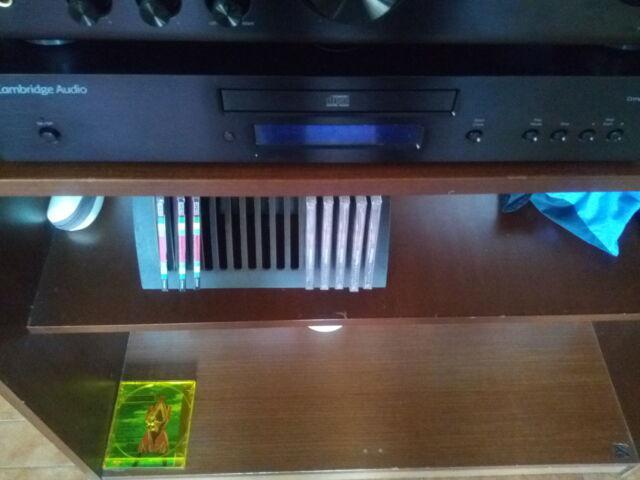 Lettore cd cambridge audio topaz cd5 hifi cd player nero