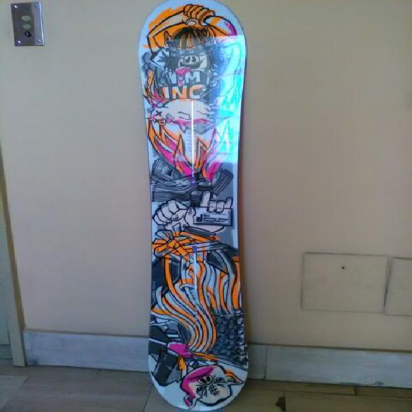Tavola da snowboard burton jeremy jones