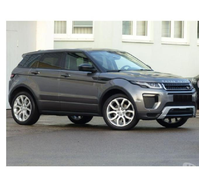 2017 land rover evoque td4 awd aut se dynamic panoramico fo