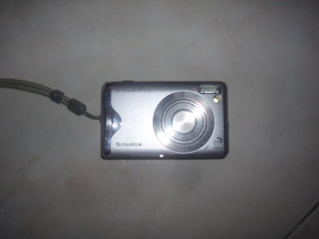 Fujifilm finepix f20 grigio