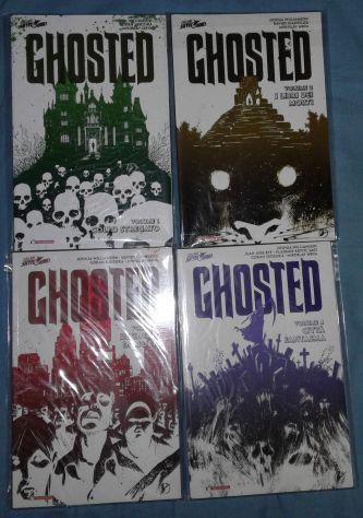 Ghosted, serie completa ed. saldapress