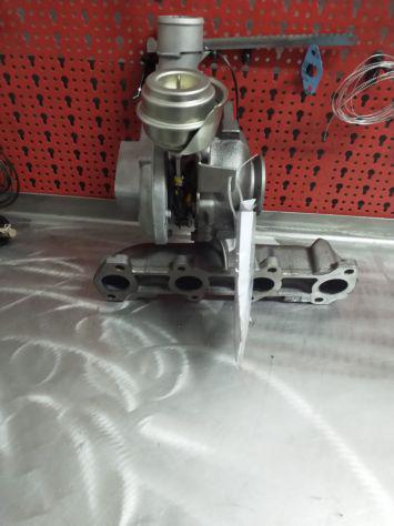 Turbocompressore revisionato 767837 alfa fiat lancia