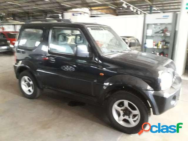 Suzuki jimny benzina in vendita a barga (lucca)