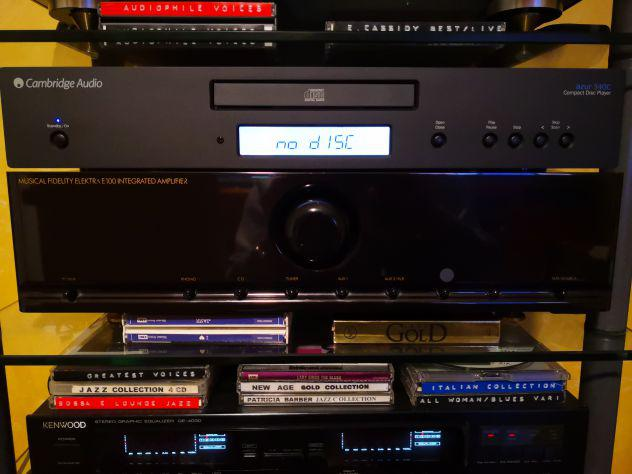Cambridge azur 340c cd player audiophile di prima classe