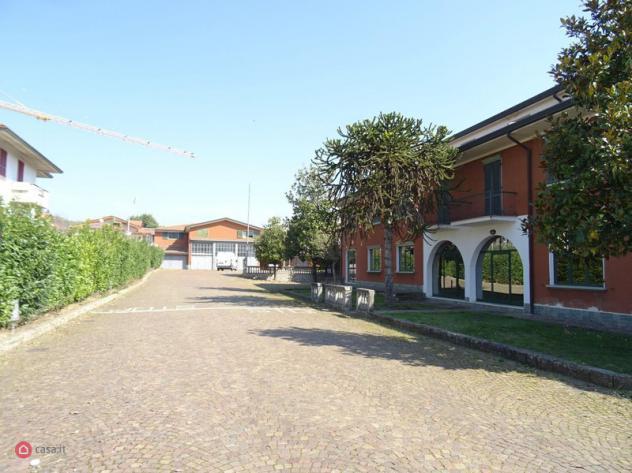 Locale commerciale di 4000mq in rif 203 cazzago s. martino