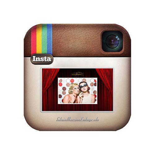 Noleggio photobooth interattivo con stampa automatica selfie