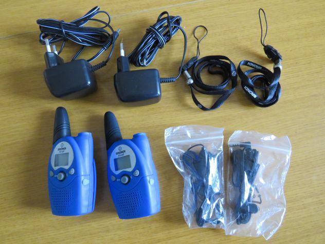 Ricetrasmittenti / walkie talkie brondi fx-20
