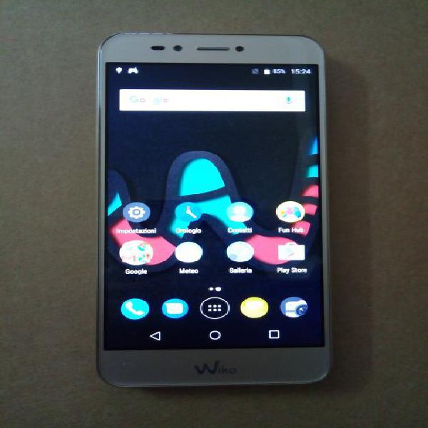 Smartphone wiko upulse lite 3gb 32gb display 5,2