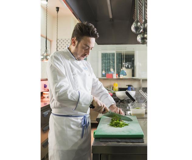 Corso professionale per cuoco con stage