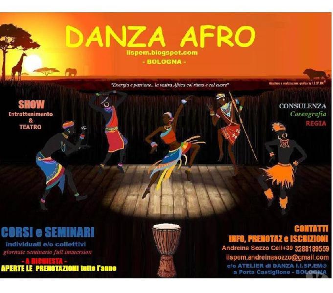 Danza afro da bologna video lezionicorsi on line
