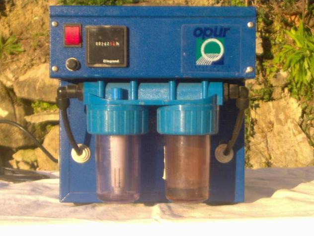 Filtro potabilizzatore acqua