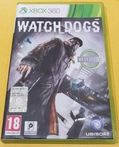 Gioco xbox 360 - watch dogs - pal